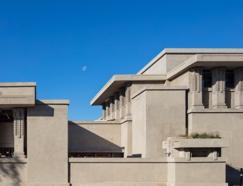 How Gunny Harboe is Restoring Frank Lloyd Wright's Most Notable Works