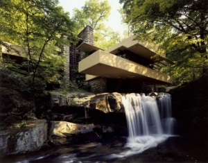 Fallingwater (swap with Unity Temple)